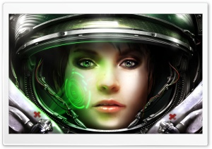 Starcraft II Wings Of...