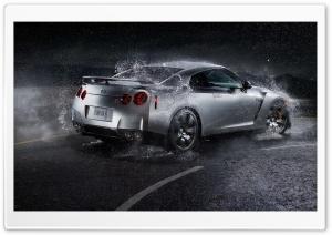 Nissan GT R Car