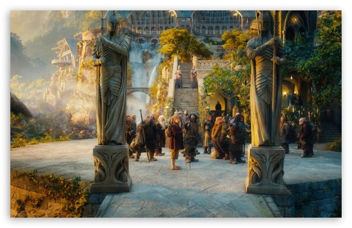 Download The Hobbit An Unexpected Journey UltraHD Wallpaper