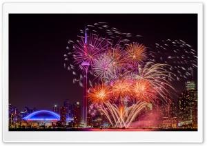Fireworks Toronto
