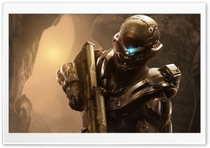 Halo 5 Guardians Agent Locke...