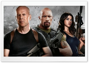 GI Joe Retaliation 2013 Movie