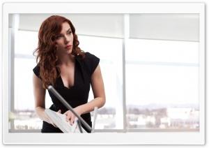 Natasha Romanoff, Iron Man 2