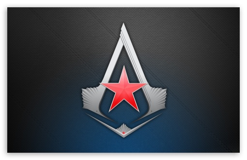 Download Assassins Creed Logo UltraHD Wallpaper